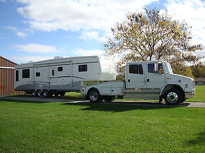 2006 Travel Supreme Fifth Wheel Travel Trailer