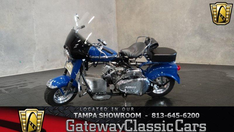 1965 Cushman Silver Eagle Standard #285TPA