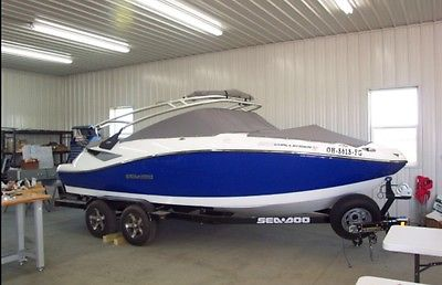 2012 Sea-Doo 210 Challenger SE Supercharged