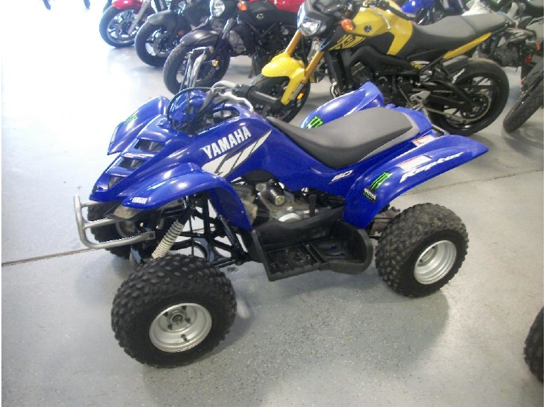 yamaha raptor 50 atv motorcycles for sale. Black Bedroom Furniture Sets. Home Design Ideas