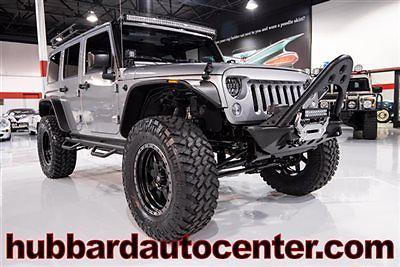 Jeep : Wrangler Fully Custom 2015 custom jeep wrangler unlimited nav custom interior best deal anywhere