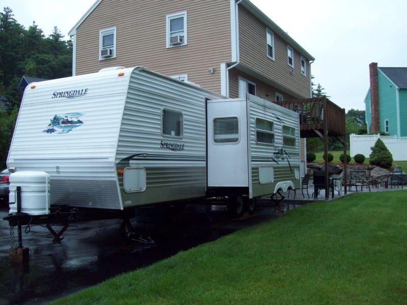 2005 Keystone Springdale 298 BH