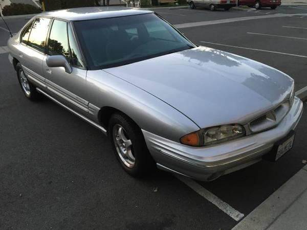 1999 Pontiac Bonneville X