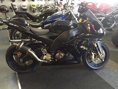 Kawasaki : Ninja Kawasaki Ninja Zx10 Black
