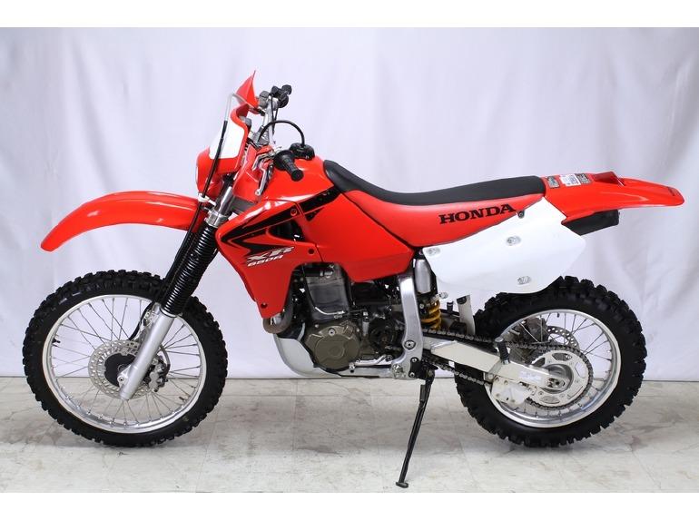 2007 Honda Xr650r Motorcycles for sale