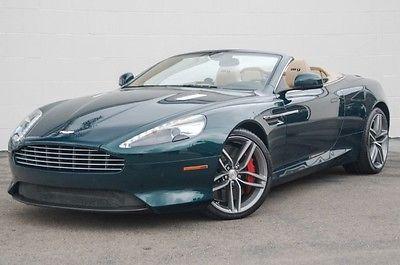 Aston Martin : DB9 2dr Convertible 2014 aston martin db 9 volante 2 dr convertible