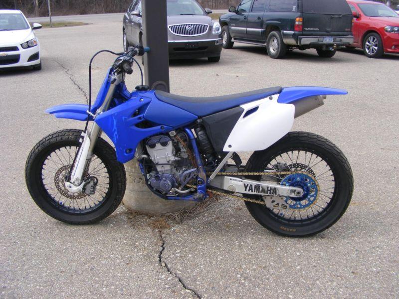 2004 Yamaha Flat Tracker YZ 450