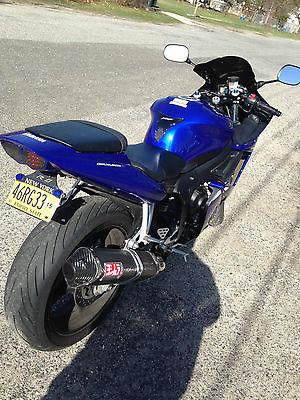 Yamaha : YZF-R 2007 yamaha r 6 s