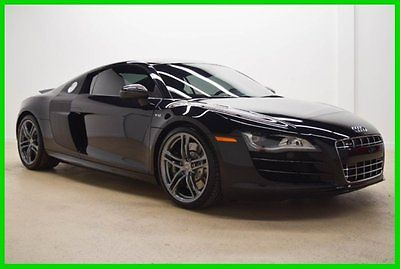 Audi : R8 5.2 2010 5.2 used 5.2 l v 10 40 v manual quattro coupe premium