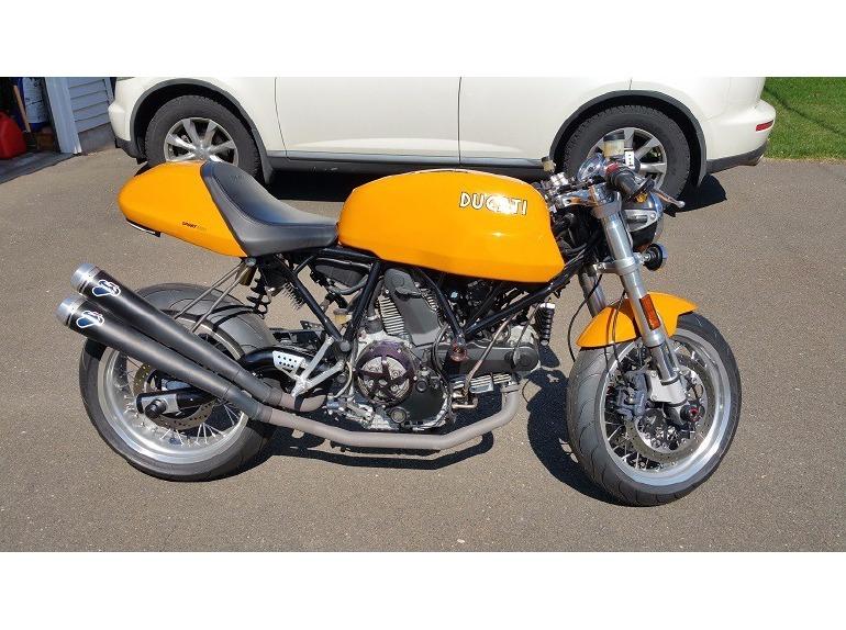 Ducati Sport Classic Lowering Kit