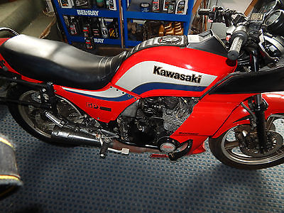 Kawasaki : Other 1984 kawasaki gpz 550