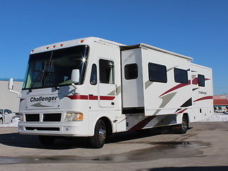 GREAT PRICE 2006 DAMON CHALLENGER CLASS A MOTORHOME W/2 SLIDES LOW MILES
