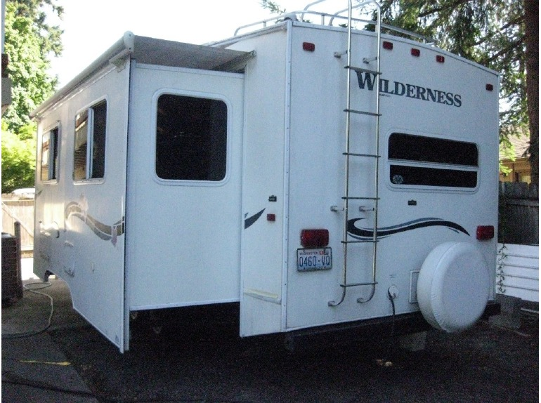 Fleetwood Wilderness 270fqs Rvs For Sale