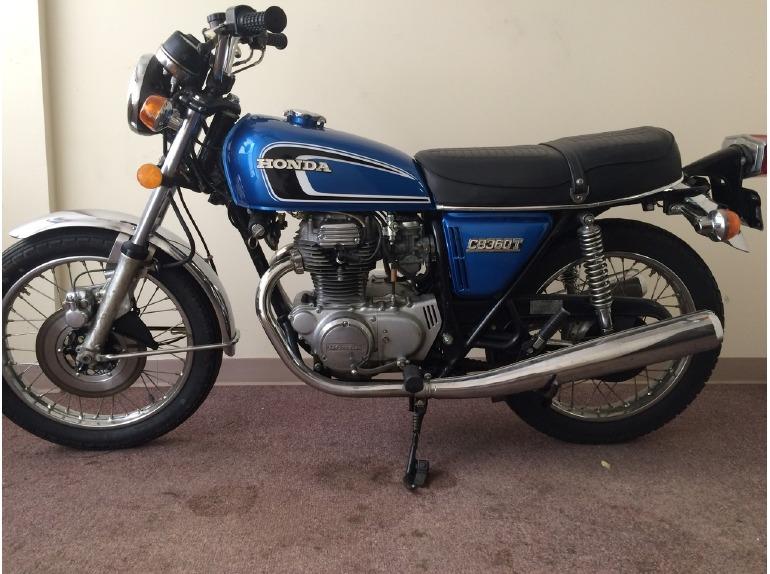 1976 Honda CB 360