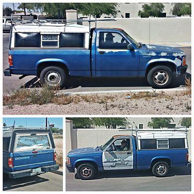 Dodge : Dakota Base Standard Cab Pickup 2-Door 1996 dodge dakota base standard cab pickup 2 door 3.9 l