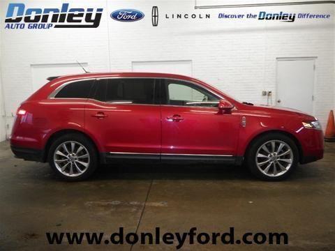 2012 LINCOLN MKT 4 DOOR SUV