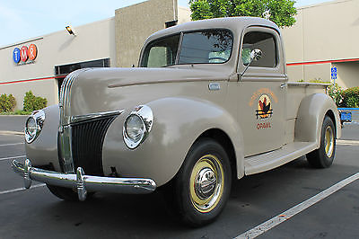 Ford : Other Pickups Standard 1941 ford pickup truck