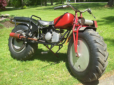 Other Makes : Rokon Trailbreaker ROKON TRAILBREAKER 2WD 2X2 trailbike