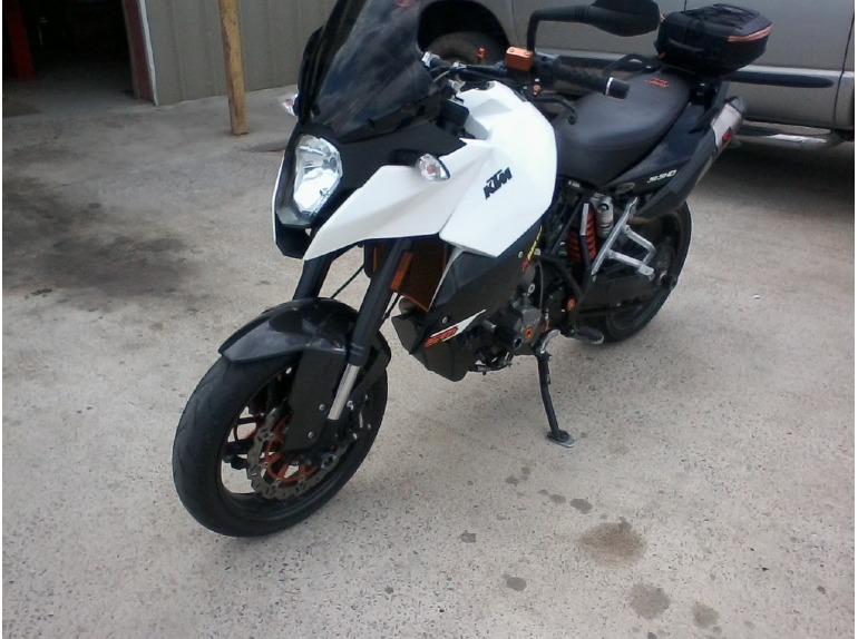 Pro-tek Swing Arm Spool Slider KTM 2005 2006 2007 2008 2009 SuperDuke 990 Black