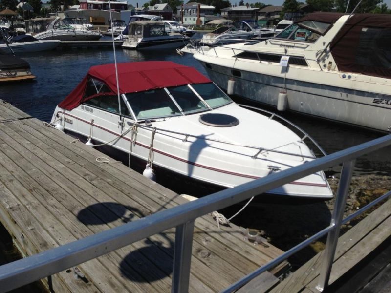 1990 Four Winns 195 Freedom Cuddy Cabin for Sale