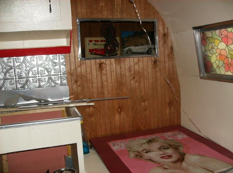 1966 rebuilt vintage serro scotty camper 10ft canned ham