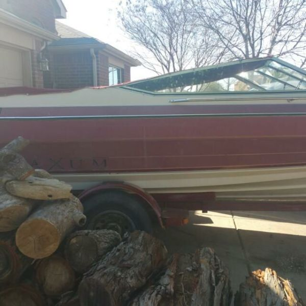 18 Ft Maxum Boats For Sale