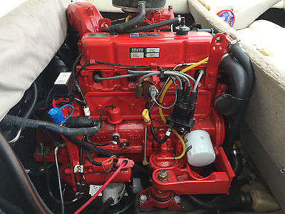 Volvo penta sxm complete engine package 3.0 gl out of 2005 Stingray 185