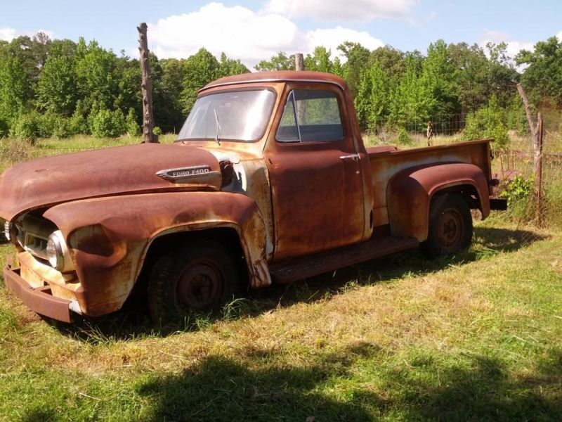 '53 Pickup Ford Unrestored