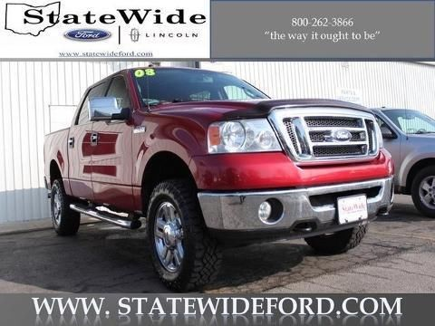 2008 FORD F
