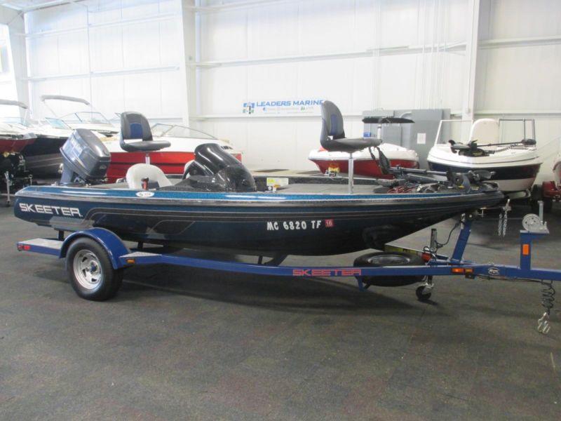 2009 Skeeter 170 SX Bass Boat w/90 hp Yamaha!