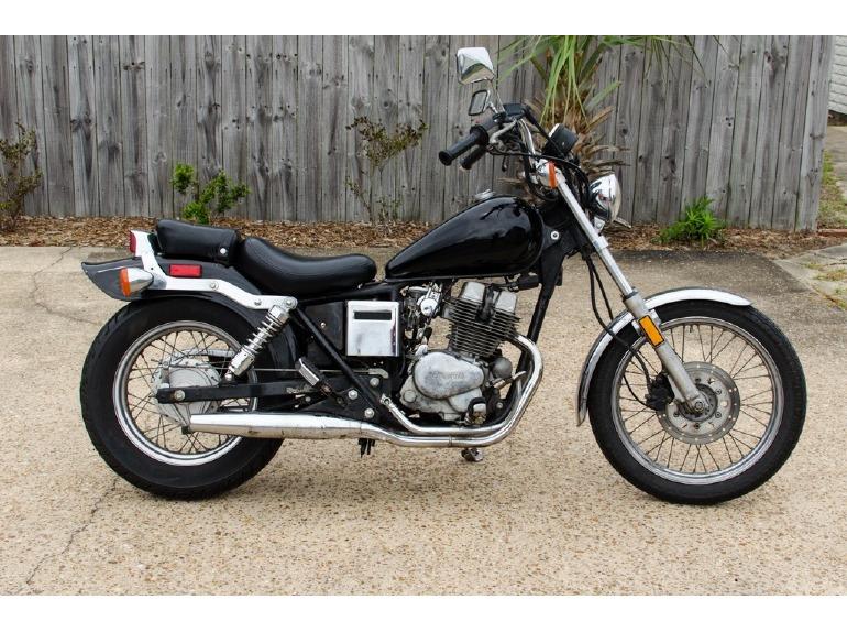 1984 Honda Cmx 250 Rebel Motorcycles For Sale