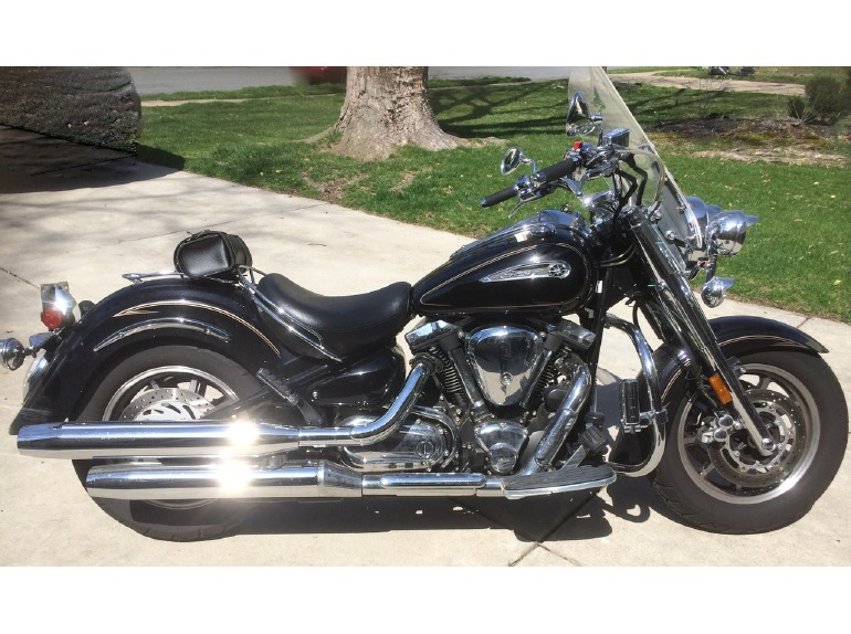 yamaha roadstar seat rail motorcycles for sale