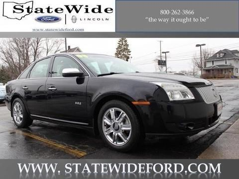 2008 MERCURY SABLE 4 DOOR SEDAN