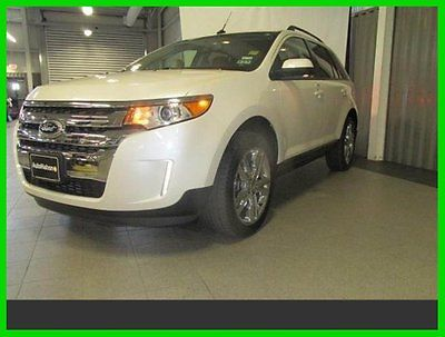Ford : Edge SEL, LEATHER, NAV, PWR LIFTGATE, FORD CPO 2013 ford edge sel leather navigation pwr liftgate 25 k mi ford cpo