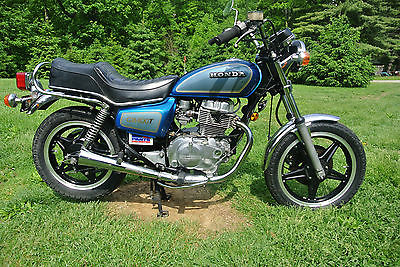 Honda : Other 1981 honda cm 400 t cm 400 twin