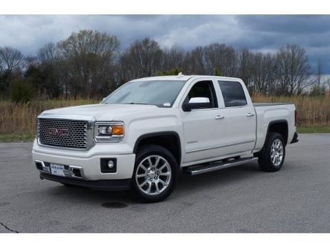 2015 GMC SIERRA 1500 4 DOOR CREW CAB SHORT BED TRUCK