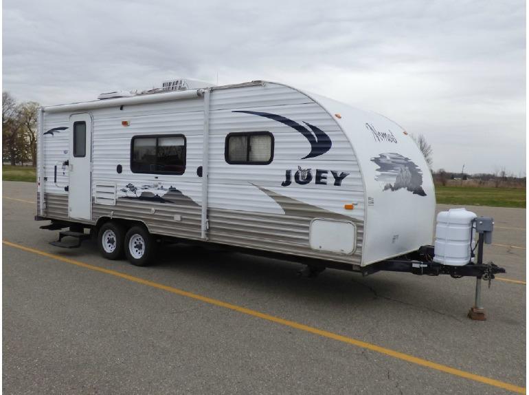 2011 Skyline Nomad Joey Select 207