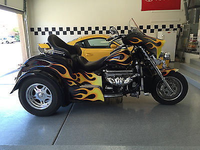 Boss Hoss : '32 Low Boy Trike 2005 boss hoss trike 32 coupe