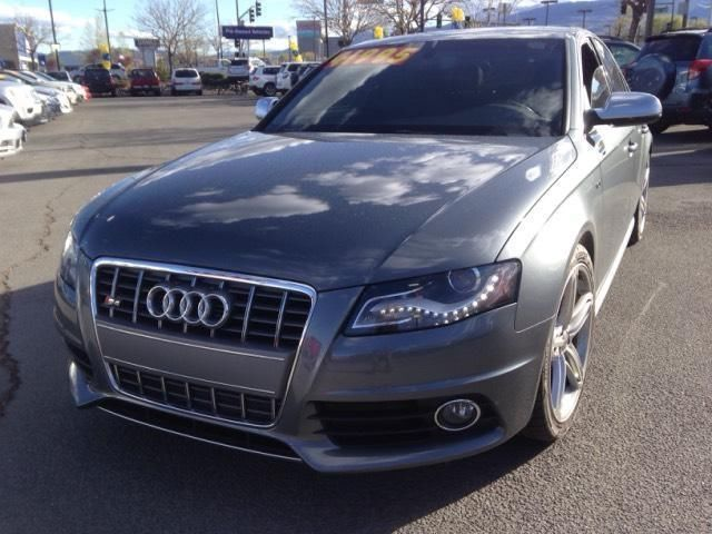 2012 Audi S4 4dr All