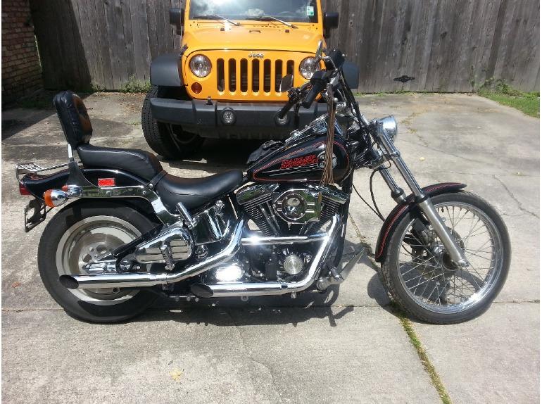 1993 Harley-Davidson Softail CUSTOM