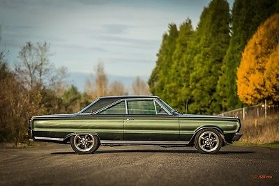 Plymouth : Satellite deluxe Survivor Commando 1966 Plymouth Satellite FREE Worldwide Shipping Barnfind