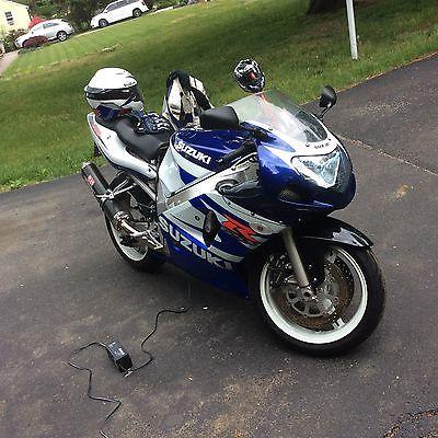 2002 Suzuki Gsxr 600 Motorcycles for sale