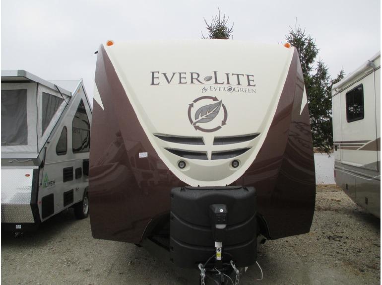 2016 Evergreen Rv TRLR Everlite 242 RBS