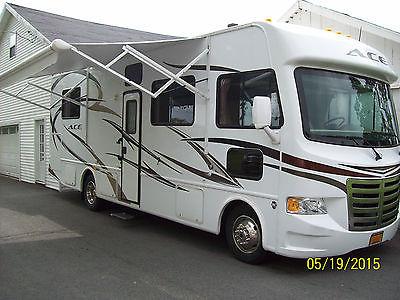 Thor a c e 29 2 rvs for sale for Thor motor coach ace reviews