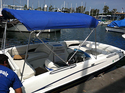 Gorgeous Bayliner 217 Deck Boat.  Perfect for water sports and family fun.