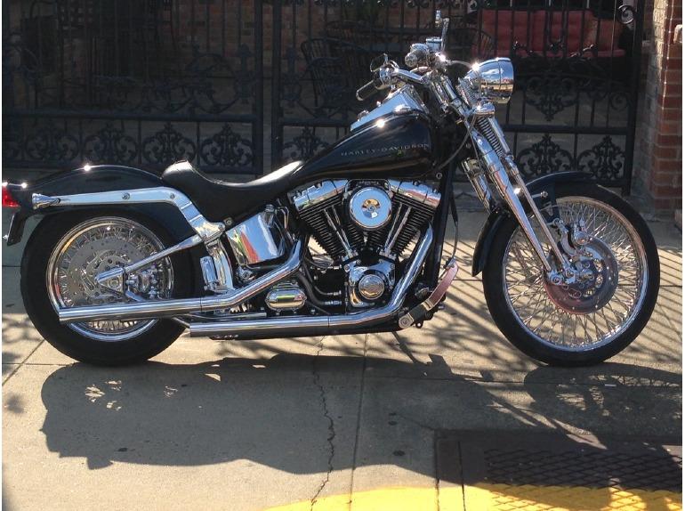 2000 Harley-Davidson Springer SOFTAIL