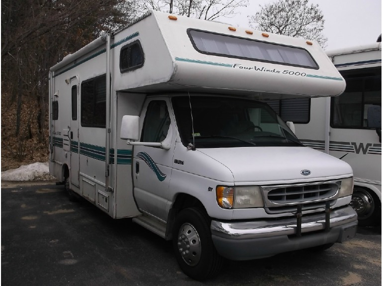 1998 Four Winds Rv Four Winds 25-DB E350