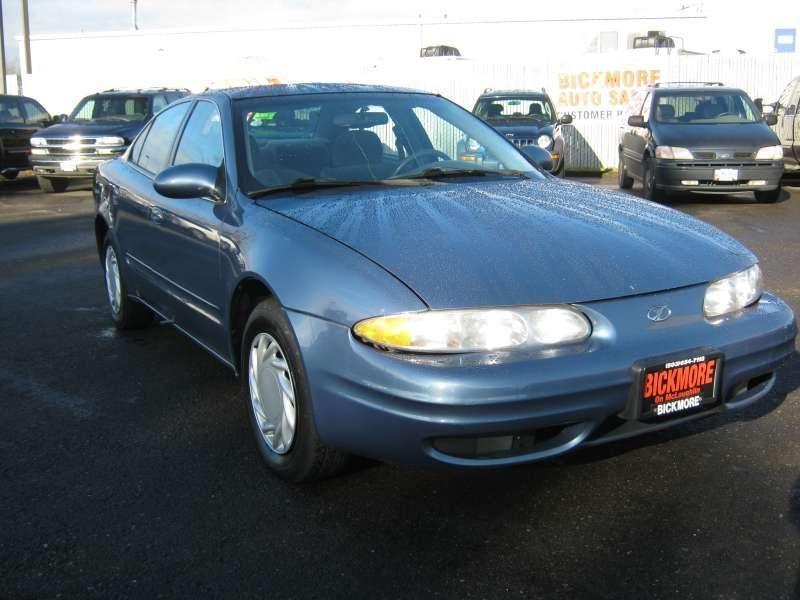 1999 Oldsmobile Alero GL