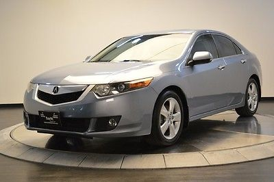 Acura : TSX Base Sedan 4-Door 2009 acura tsx automatic heated seats sunroof premium audio usb