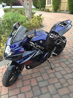 Suzuki : GSX-R 2007 suzuki gsxr 1000 power commander custom exhaust